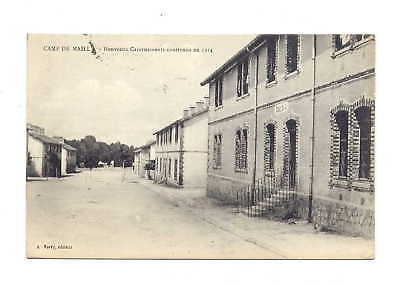 10* MAILLY nouveaux casernements 1914