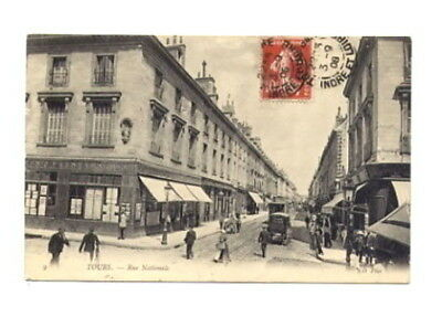 37* TOURS rue nationale - 9