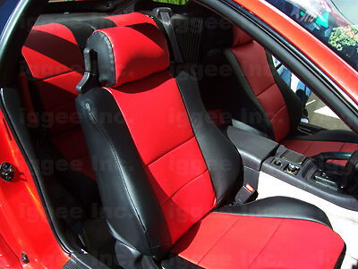 Dodge Stealth 1991-1996 Leather-Like Custom Seat Cover