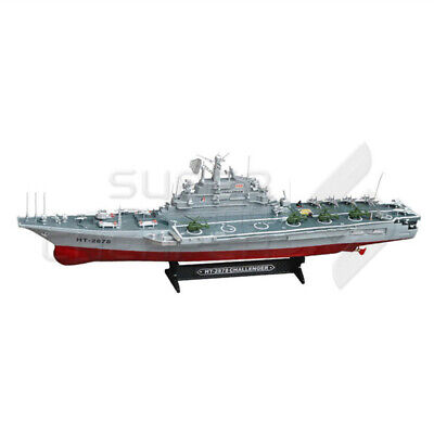 76cm RADIO CONTROL AIRCRAFT CARRIER RC WARSHIP HT2878A