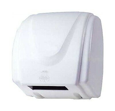 METAL Auto Automatic Warm Air Hand Dryer Drier HYCO HURRICANE 1800w