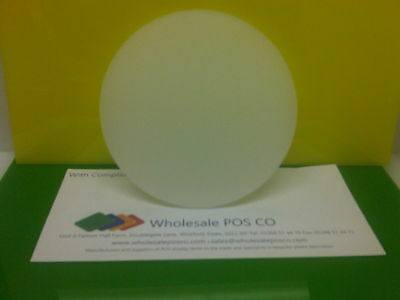 5Mm Circle Disc Of Polar Opal Frosted Perspex Acrylic