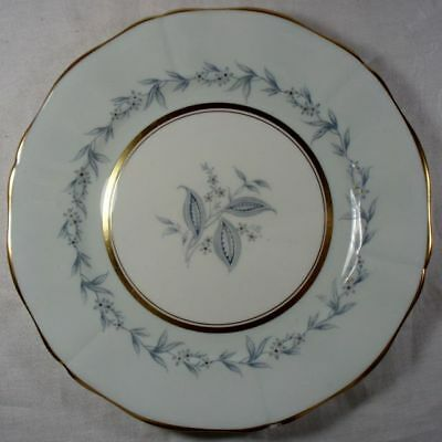 Northumbria Morning Mist Scalloped Salad Plate