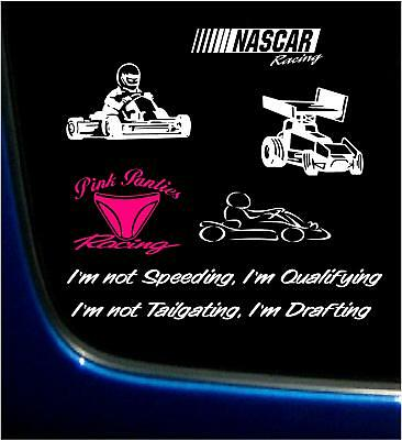 NASCAR GO KART SPRINT CAR IMCA RACING VINYL GRAPHICS