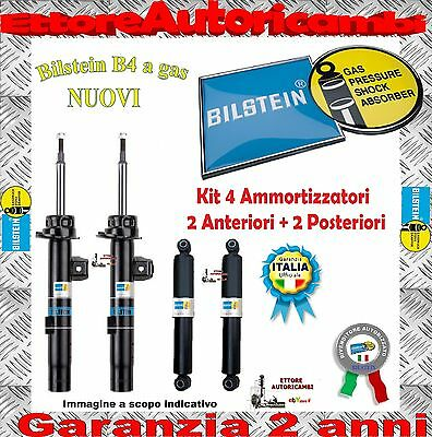 Kit 4 Ammortizzatori Bilstein Ford Focus Station Wagon I Dal 1998 Al 2004 - Sw