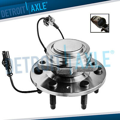 NEW Front Driver or Passenger Wheel Hub and Bearing Assembly w/ ABS - 2WD ONLY