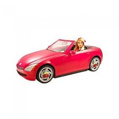 Barbie Candy Glam Red Car & Doll Collectable BNIB