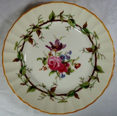 Royal Worcester Florence Bread and Butter Plate