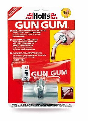 holts firegum gun gum auspuff montagepaste 1x150g 100. Black Bedroom Furniture Sets. Home Design Ideas