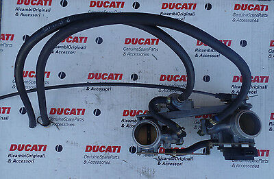 Ducati Monster S4/1000 Einspritzung injection 18-362