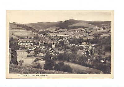68* ORBEY vue panoramique - 94