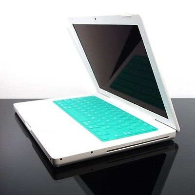 "SL TEAL Silicone  Skin Cover for OLD Macbook 13 ""A1181"