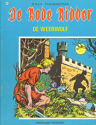 Rode Ridder 047 - De Weerwolf