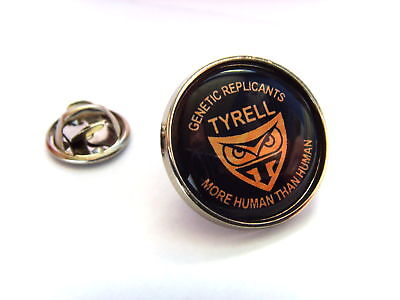 Blade Runner Tyrell Corporation Lapel Pin Badge Gift