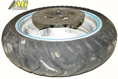 Piaggio NRG MC3 2003-2005 WC Front Alloy Wheel 13x3.50