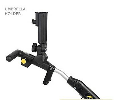 Deluxe Umbrella Holder For Powakaddy Classic & Freeway MK1 Trolleys