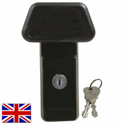 CARDALE WESSEX WICKES B&Q Garage Door Lock 75mm Repair Kit Handle Barrel Plug