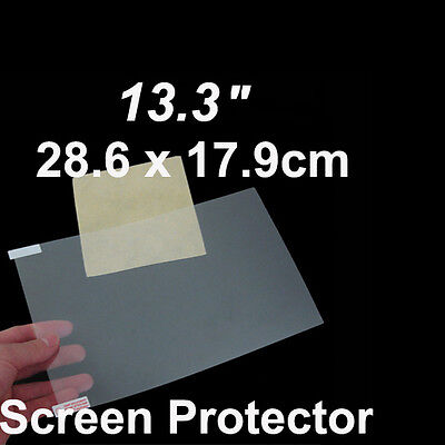"2x LCD Screen Protector For Apple 13.3"" 13"" Macbook Air"