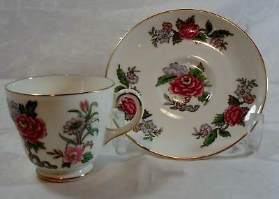 Wedgwood Cathay W4053 Demitasse Cup and Saucer