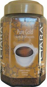 Ciara Pure Gold, Freeze Dried Instant Coffee