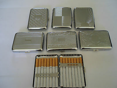 New Highly Polished Cigarette Case / Box