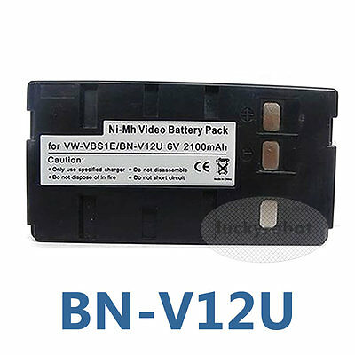 New! Battery for JVC BN-V10U BN-V20U BN-V400U Camcorder