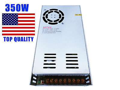 12V 29A Switching Power Supply for CNC & Ham Radio 12 Volt