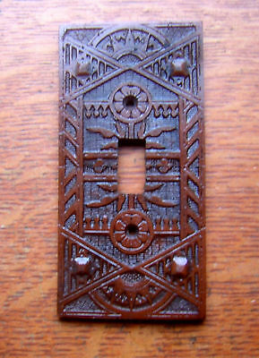 "New ""Victoriana"" Toggle Switch Plate"