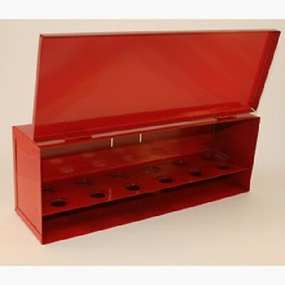 NEW FIRE SPRINKLER HEAD 12 STORAGE BOX RISER VALVE 20 Gauge Powder Coated Steel