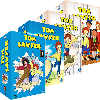 ★ Tom Sawyer ★ Intégrale - Pack 16 DVD