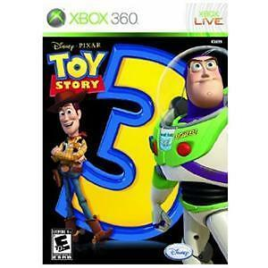 Toy Story 3 The Video Game NTSC  (Xbox 360) *NEW*