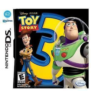 Toy Story 3 The Video Game NDS *NEW FACTORY SEALED*