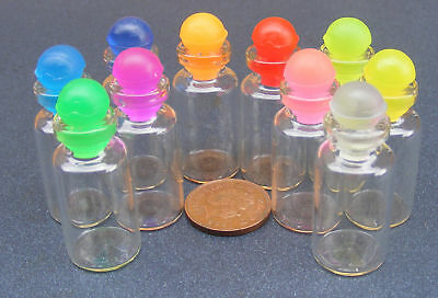 Empty Glass Storage Jar - Dolls House Miniature G25JL