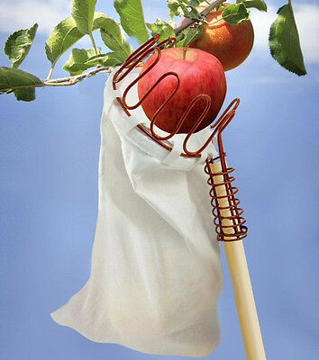 APPLE QUICKER PICKER for Harvesting Fruit, Pears, Plums