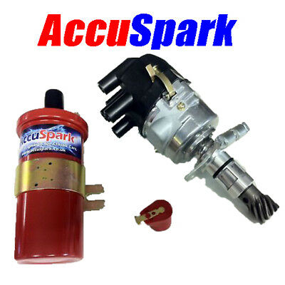 MGB /& GT Accuspark Fast Road Lucas 43D Type Traditional Points Distributor