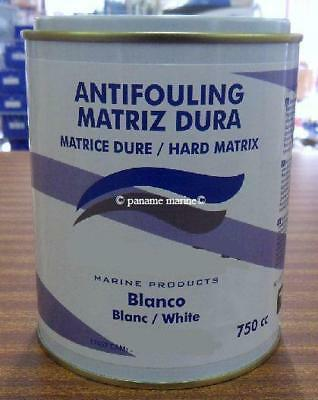 Antifouling Matrice Dure Blanc 750Ml