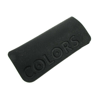 Glasses Sleeve Pouch United Colours of Benetton Case Reading Soft Black Wallet