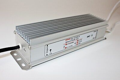100w 12v Waterproof LED Transformer/Driver/Power Supply