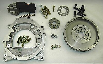 6 Speed (2007 on Defender) Gearbox Adaption kit for 300 Tdi defender