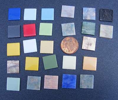 1:12 Scale Set Of 36 Resin Tiles Tumdee Dolls House Miniature DIY Accessory