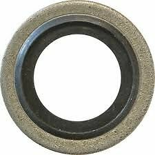 M8 Metric Dowty Washer / Bonded Seal  2 Pack
