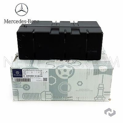 Mercedes W220 S350 S430 S500 S600 Vacuum Supply Pump Genuine 220 800 12 48