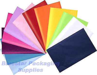 Tissue Paper Quality Soft Acid Free Sheets 500mm x 750mm