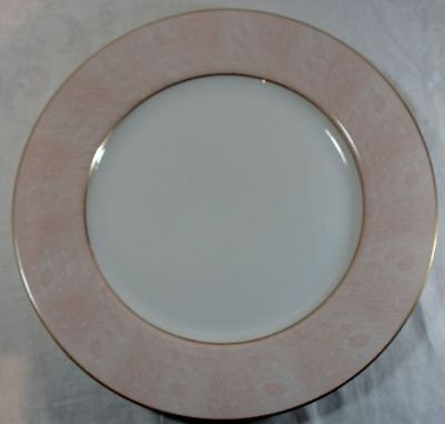 Fitz and Floyd Adobe-Peach Service Plate