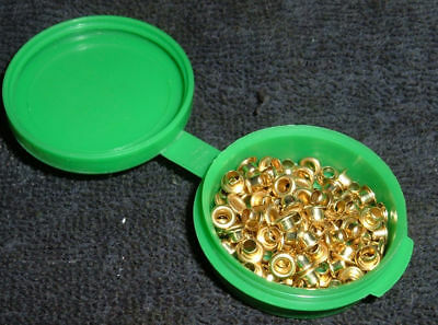 3/32 Brass Eyelets-spacers