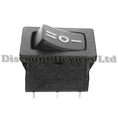 3 Position Rocker Switch  SPDT Dashboard Car Van Boat