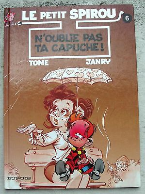 Le Petit Spirou 6 EO Neuf Tome et Janry
