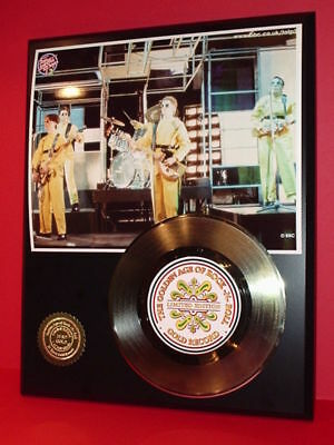 Devo - 24k Gold Record Display Limited Edition - Free USA Shipping