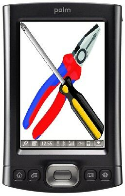Repair Service for Palm Pilot Tungsten TX T|X  T5 Handheld Battery Replacement