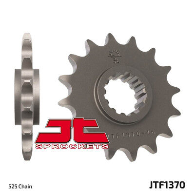 Honda CBR600 F4 FX  FY 1999  2000  JT Front Drive Sprocket 1 Tooth Less 15 Tooth